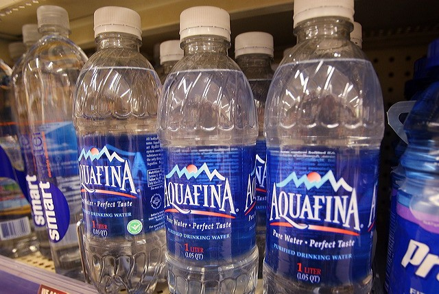 Pepsi Admits That Aquafina Bottled Water Is Just Tap Water