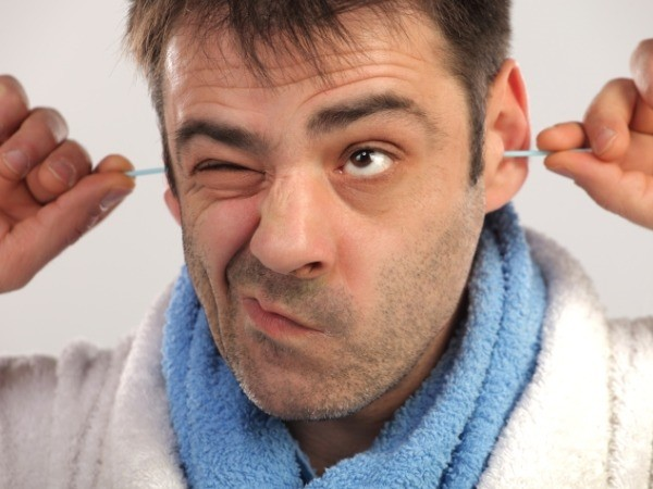 how to get rid of earwax without syringing
